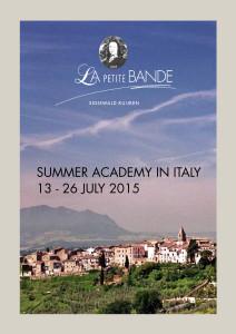 la petite bande summer academy-1